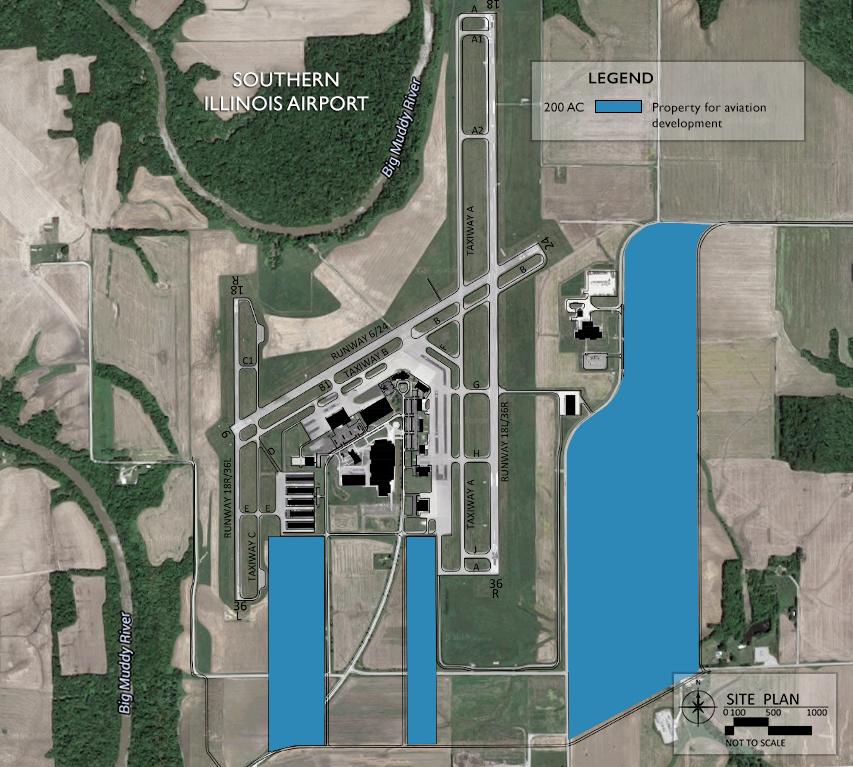 Land Use Plan-Model Aviation