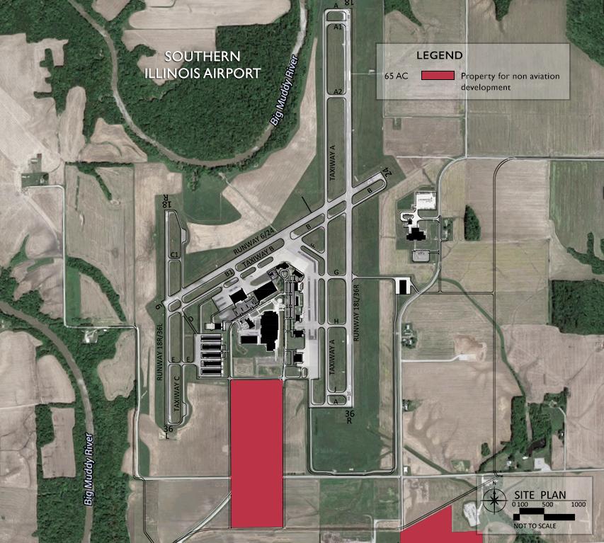 Land Use Plan-Model Non Aviation2